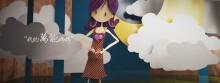 母情节 3D 电视广告