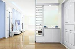 隔断墙设计有几种 这些隔断让你的客厅更高档