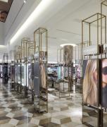 美容产品展示柜设计图片欣赏