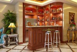 酒窖吧台装修设计需做到几点