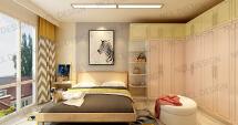 卧室主卧次卧装饰装修设计服务