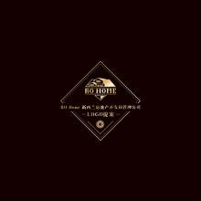 比特思-RO home 标志设计