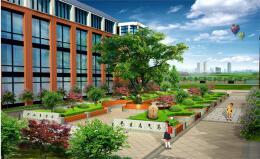 超美的校园景观设计欣赏