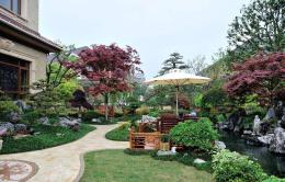 小型别墅庭院景观设计需要更注重细节