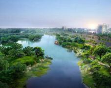 滨河景观设计的几种类型