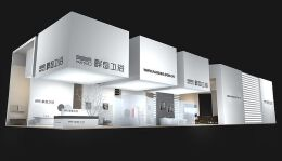 实业展台展览展示设计装修图片欣赏