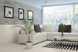 2018家庭装修效果图,最新家庭客厅装修图片