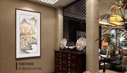 进门玄关怎么装饰 玄关装饰效果图欣赏