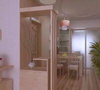 餐厅玄关装修效果图 进门餐厅装修让你一眼就爱上