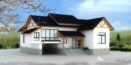 6套农村小别墅,精选设计图