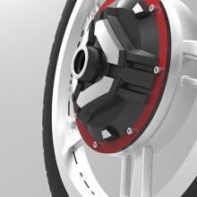 电动车轮毂