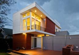 西雅图Azaya二层现代别墅设计