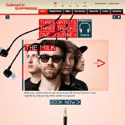 30个超棒的动效网站设计欣赏