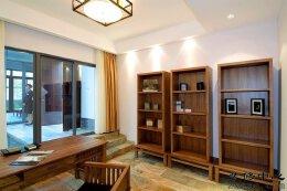 室内装修打造书房空间技巧|书房装修效果图