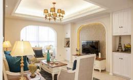赞城113平米家装设计案例