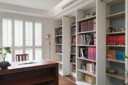 书房设计有创意,怎样你都喜欢!