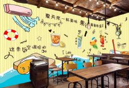 冷饮店如何设计更吸引顾客?冷饮店装修设计原则