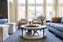 2018值得业主收藏的客厅装修设计图欣赏