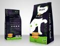 遇见天然狗粮包装设计