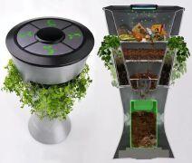 垃圾桶设计也能很有创意?新型创意垃圾桶设计欣赏