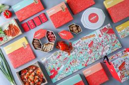 外卖包装设计赏析:外卖包装设计,极致的体验效果