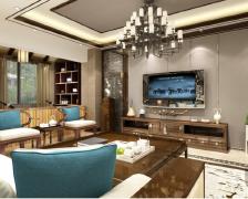 中式风格家装设计,新颖的中式家装