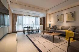 轻中式风格家装设计