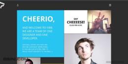 7款超酷的动态网站设计