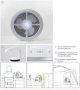 创意风扇设计,创意电风扇工业设计案例
