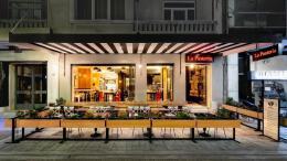 时尚经典的餐厅设计,吃饭也要有格调——意大利美食餐厅设计
