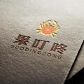 果叮咚电子商务有限公司logo