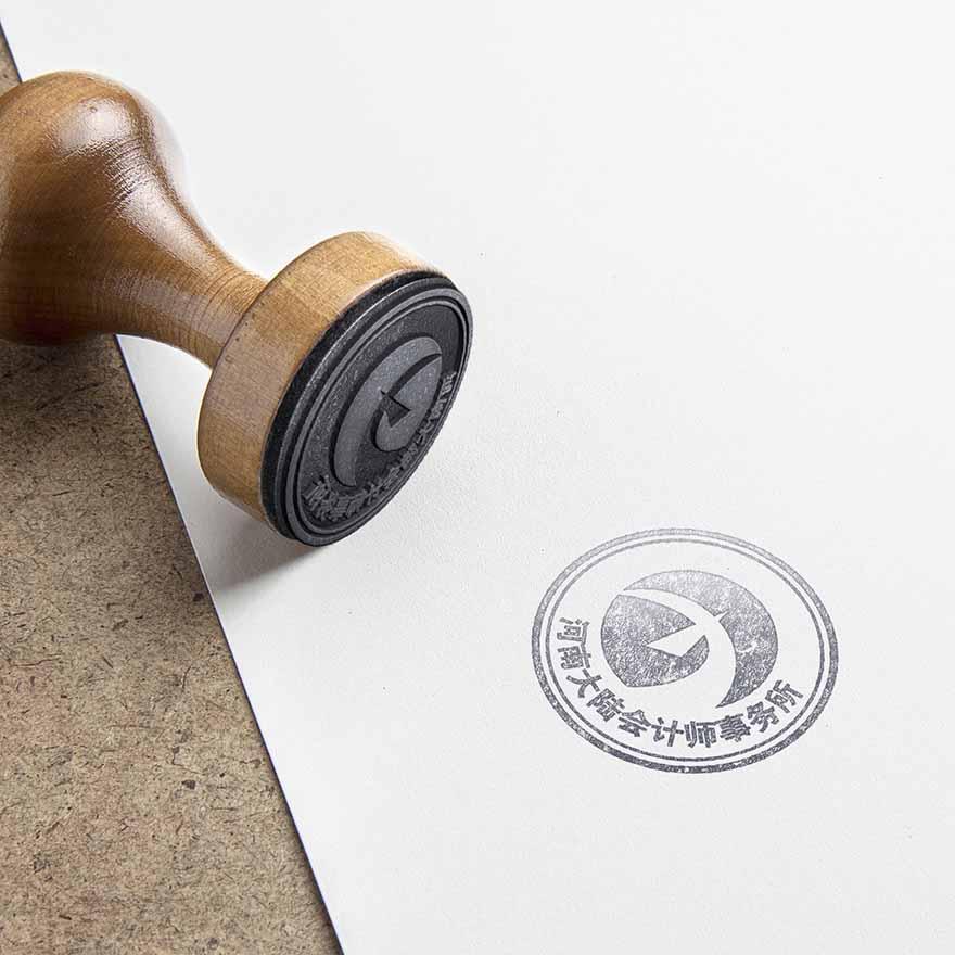 大陆会计事务所logo