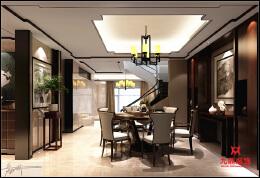 现代简约风格豪华别墅设计四要素