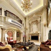 三个欧式豪宅大理石整装设计案例