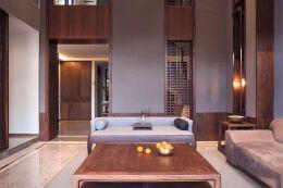 现代中式的别墅设计