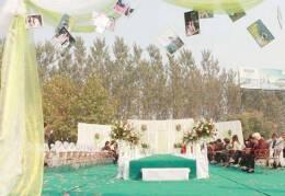 2018年年轻人十分喜欢的集体婚礼策划方案