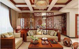 新中式风格客厅应该如何装修设计 新中式风格客厅装修效果图欣赏