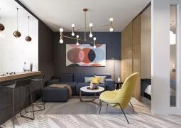 别墅装修设计,客厅装修的流行趋势装修效果图