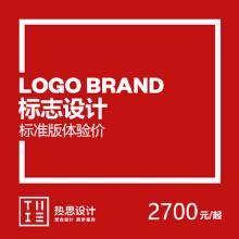 【原创】LOGO标志设计 品牌 餐饮 地产 图形商标+标准字—标准版