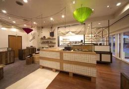 简析蛋糕店设计的店铺结构