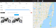 http://rentalhub.us汽车 摩托车 游艇 租赁网站