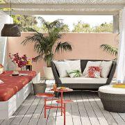 15个超美的阳台花园设计,阳台花园设计免费下载