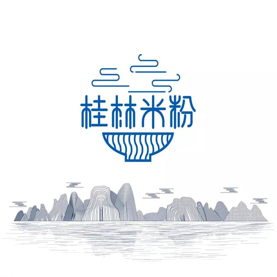 桂林米粉包裝設計