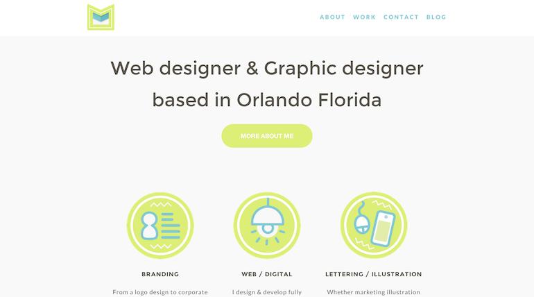 30个优秀个人网站设计欣赏,国外个人网站设计欣赏