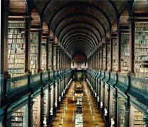 那些令人惊叹的图书馆设计,史诗级图书馆设计图片欣赏