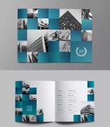 企业商务画册万能模板,超全的画册模板免费下载