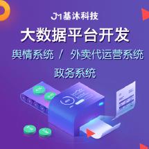 大数据平台开发(舆情系统,外卖代运营系统,政务系统等)