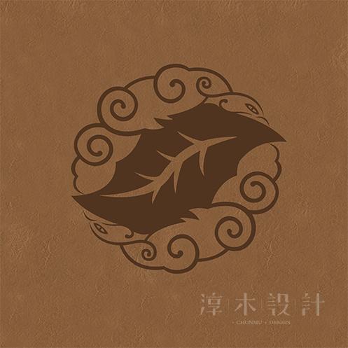 鳳城茶莊標志及包裝設計
