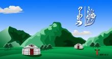 威客服务:[117292] 草原四季——春
