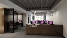 工业风办公空间设计